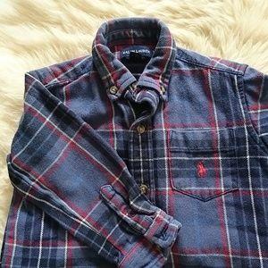 Ralph Lauren button down shirt for boys